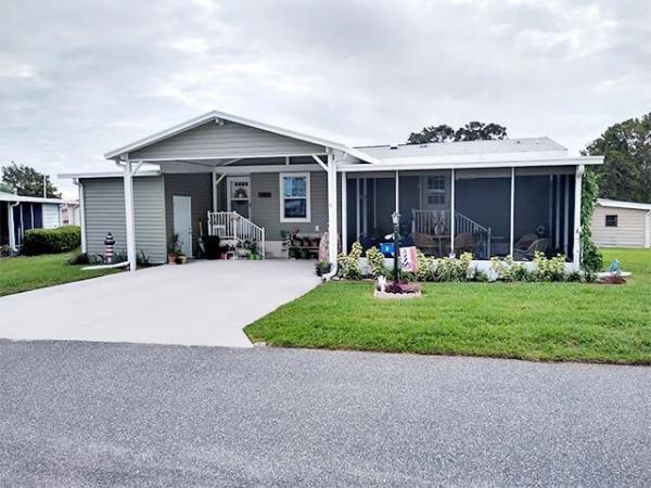 Mobile Home at 2 KEY LARGO WAY, Leesburg, FL