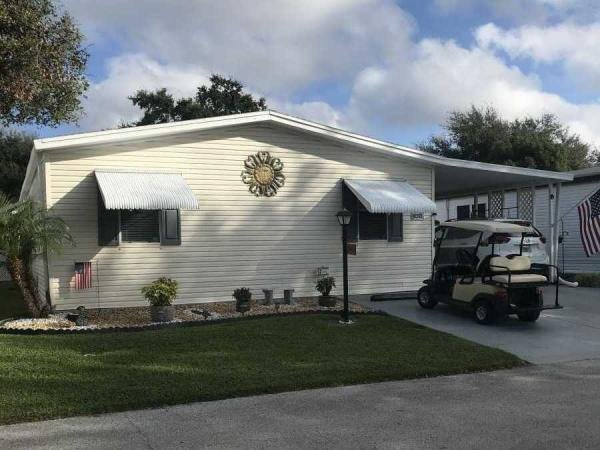 1997 Suncoast Manufactured Home