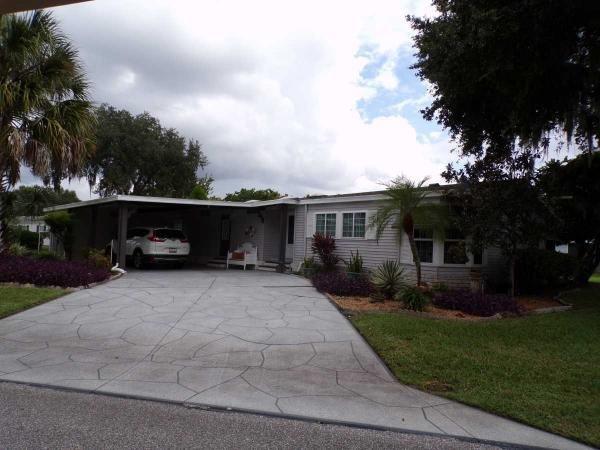 Mobile Home at 4623 Alvamar Trail # 056, Lakeland, FL