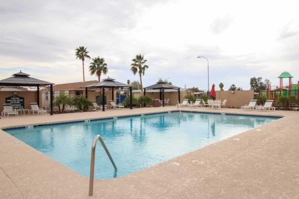 Mobile Home at 9431 E Coralbell Ave, Mesa, AZ