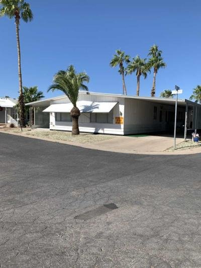 Mobile Home at 120 North Val Vista Mesa, AZ 85203