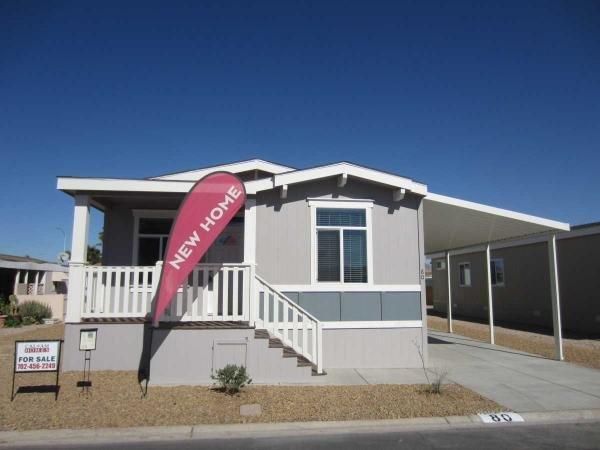 Mobile Home at 6420 E. Tropicana Ave #80, Las Vegas, NV