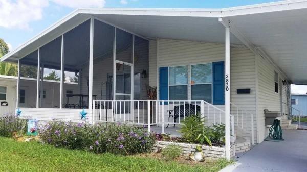 Mobile Home at 3830 Aachen Street, Sarasota, FL
