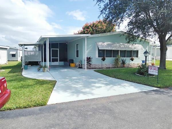 Mobile Home at 24 BAYBERRY DRIVE, Leesburg, FL