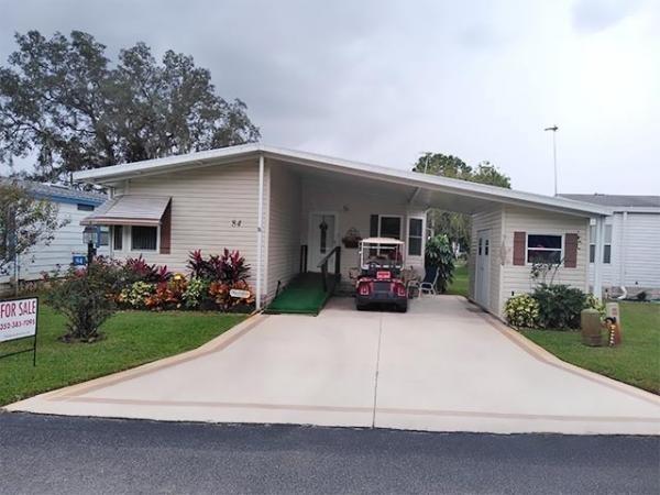Mobile Home at 84 SEA FERN DRIVE, Leesburg, FL