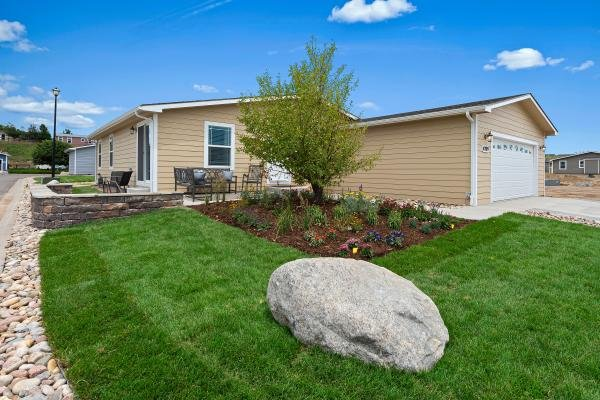 Mobile Home at 4289 Gray Fox Heights Lot GF4289, Colorado Springs, CO