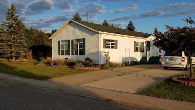Mobile Home at 3325 Emerald Park Dr. Milford, MI 48380