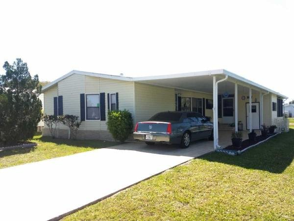 Mobile Home at 3302 Nine Iron Court , North Fort Myers, FL