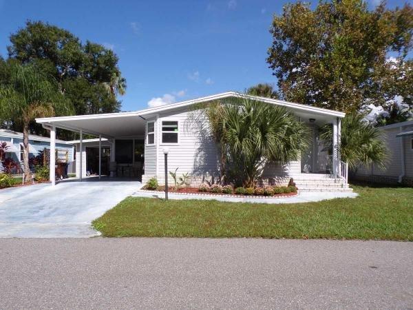 Mobile Home at 4428 Applegate Dr., Lot# 002, Lakeland, FL