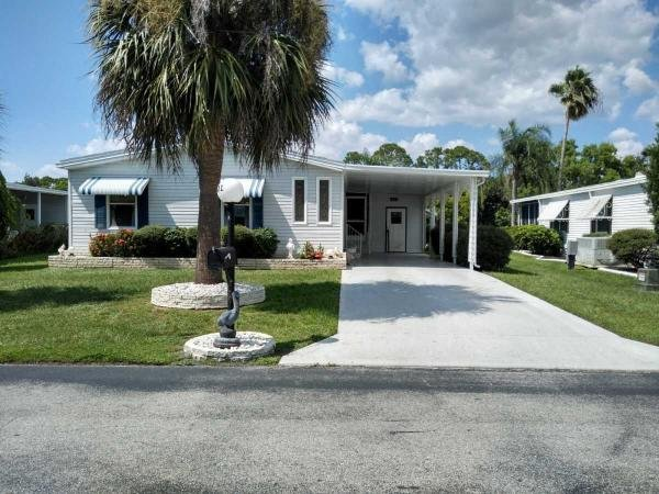 Mobile Home at 3501 Heritage Lakes Blvd , North Fort Myers, FL