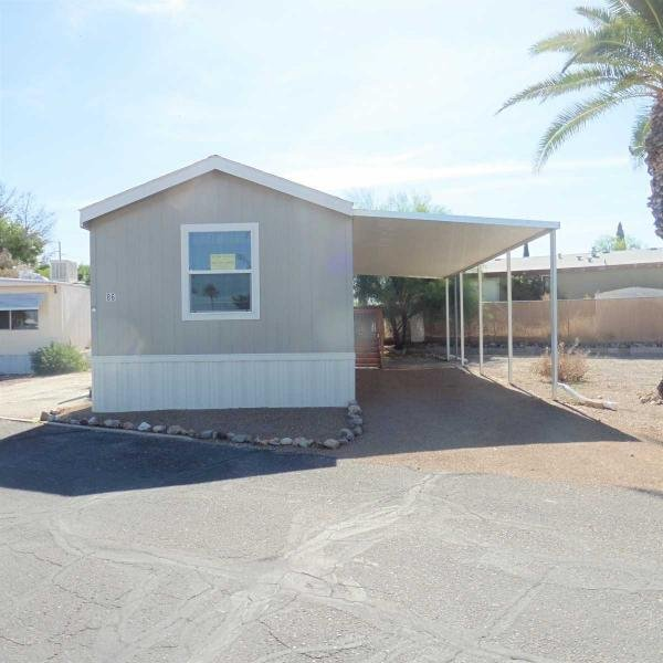 Mobile Home at 4315 N. Flowing Wells Rd., #86, Tucson, AZ