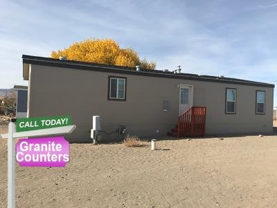 Mobile Home at 10 Justin Way Fernley, NV