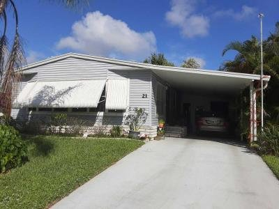 Mobile Home at 21 Lavilla Ct Fort Pierce, FL 34951
