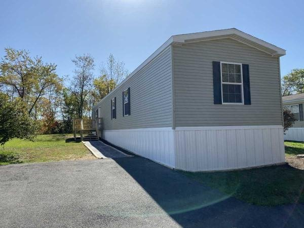 Mobile Home at 320 Rolling Hills Village, Morgantown, WV