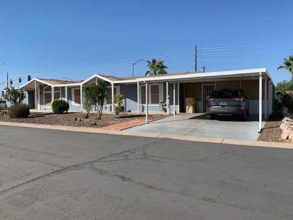Mobile Home at 437 E Germann Rd #1, San Tan Valley, AZ