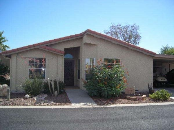 Mobile Home at 7373 E US Hwy 60 #109, Gold Canyon, AZ