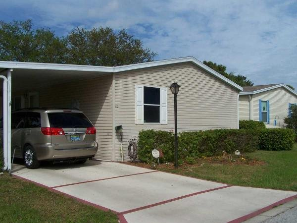 Mobile Home at 110 Grizzly Bear Path, Ormond Beach, FL