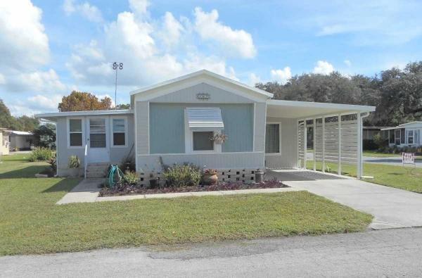 Mobile Home at 107 Violet Drive, Fruitland Park, FL