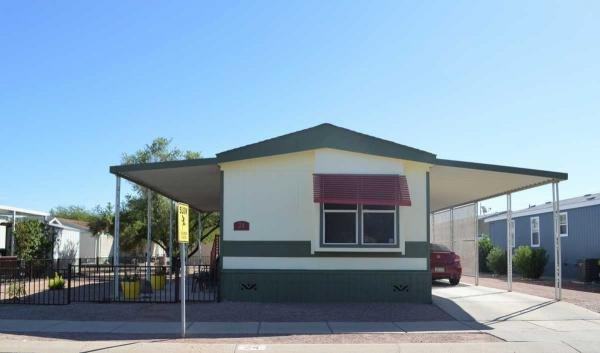 Mobile Home at 9855 E Irvington Rd 24, Tucson, AZ