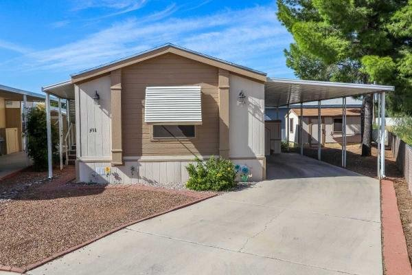 Mobile Home at 8401 S Kolb Rd #433, Tucson, AZ