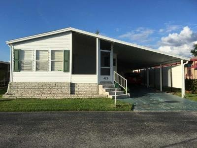 Mobile Home at 423 Lisa St Lakeland, FL 33815