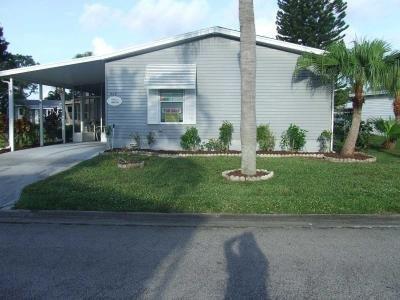 Mobile Home at 249 Bimini Cay Circle Vero Beach, FL 32966