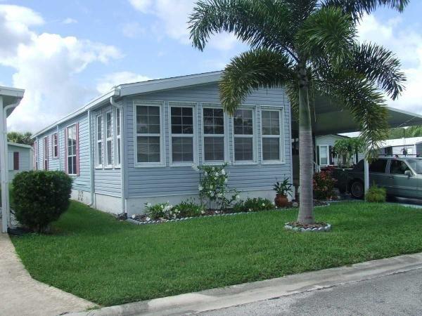 Mobile Home at 324 Killarney Cay, Vero Beach, FL