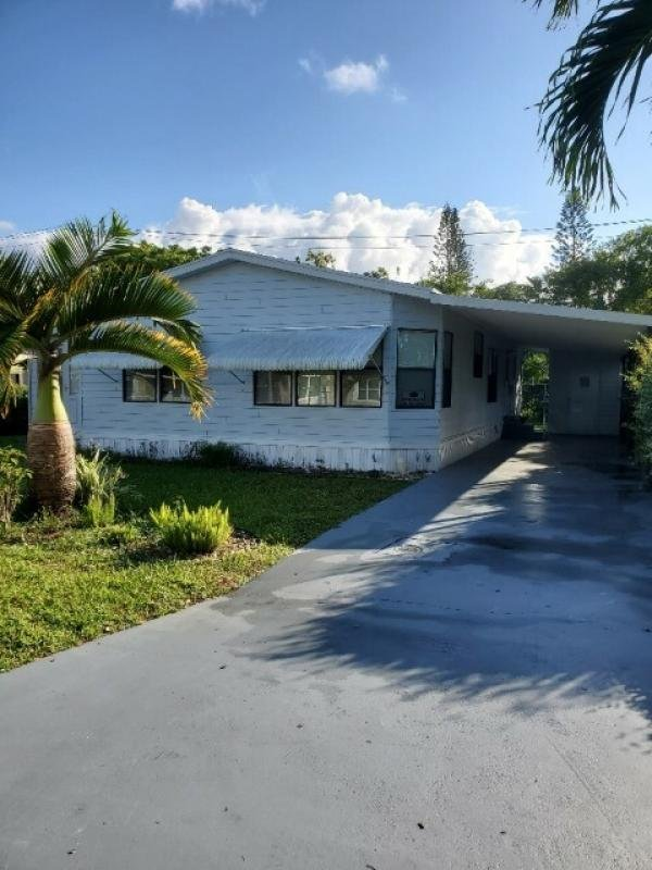 Mobile Home at 6720 NW 44th Ave., #U-14, Coconut Creek, FL