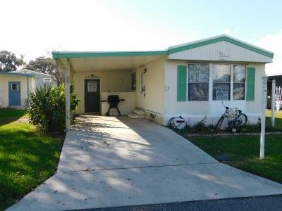 Mobile Home at 14 Turquoise Way Eustis, FL 32726