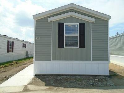 Mobile Home at 41275 Old Michigan Ave. #1208 Canton, MI 48188
