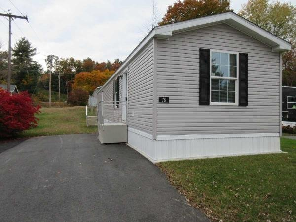 Mobile Home at 78 Quabaug Valley, Palmer, MA