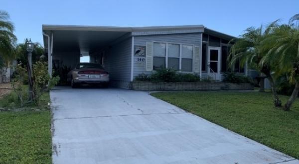 Mobile Home at 808 53RD AVE W  LOT 140, Bradenton, FL