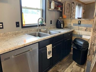 New Sink & Counters