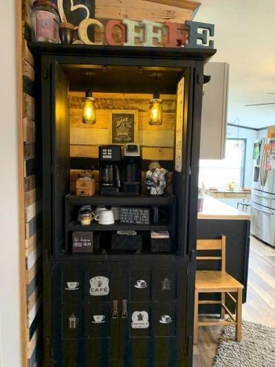 Coffee Station (Neg)
