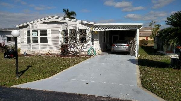 Mobile Home at 3627 Long Iron CT, North Fort Myers, FL