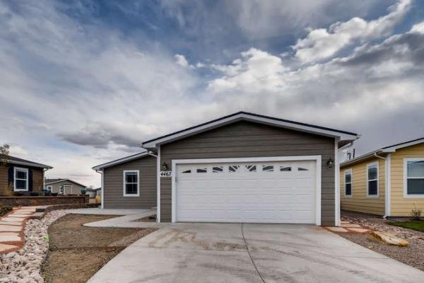 Mobile Home at 4467 Blue Grouse Point Lot BG4467, Colorado Springs, CO