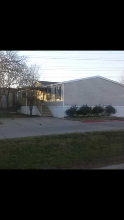 Mobile Home at 3073 RIVER RIDGE BLVD. Grand Prairie, TX