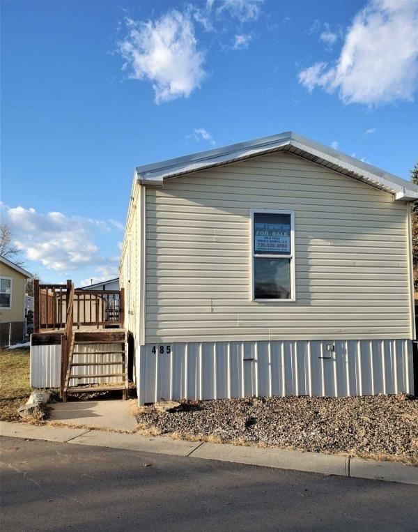 Mobile Home at 485 D St, Golden, CO