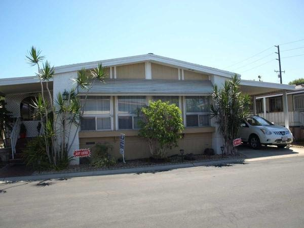 Mobile Home at 4117 W. McFadden #704 Fiji Circle, Santa Ana, CA