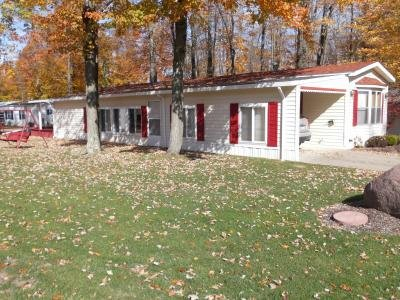 Mobile Home at 1229 Columbiana-Lisbon Rd Lot 77 Columbiana, OH