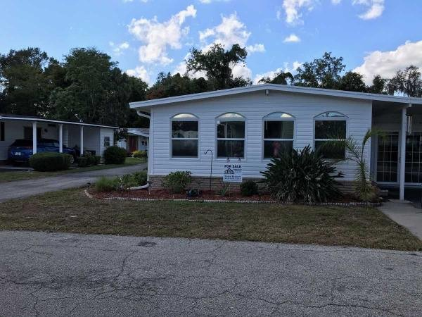 Mobile Home at 163 HIBISCUS DR, Leesburg, FL