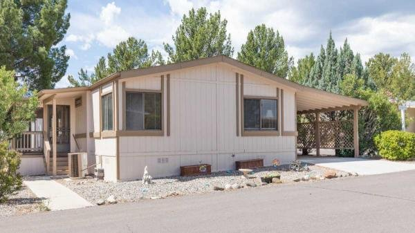 Mobile Home at 2050 W State Route 89A  Lot  69, Cottonwood, AZ