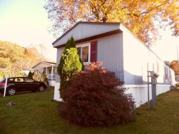 Mobile Home at #14 Idleview Drive, Naugatuck, CT