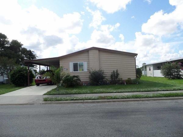 Mobile Home at 163 Sundean Dr., Melbourne, FL