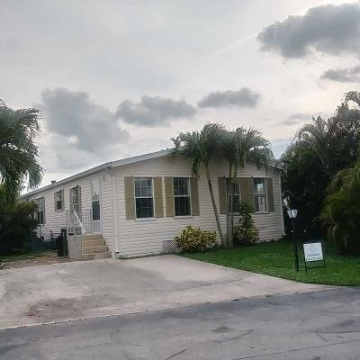 Mobile Home at 4324 71st Place N #1321 West Palm Beach, FL