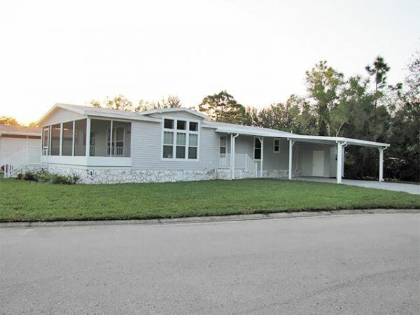 Mobile Home at 3641 COCONUT PALM CIRCLE, Oviedo, FL