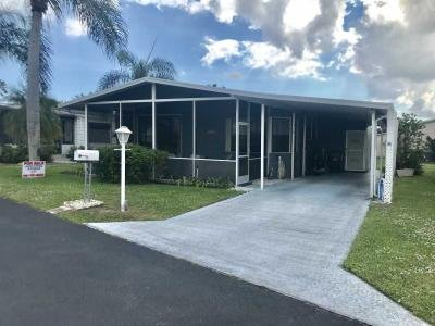 Mobile Home at 3324 Overlook Place Lantana, FL