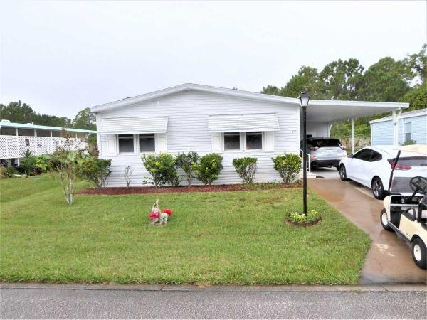 Mobile Home at 85 GRIZZLY BEAR PATH, Ormond Beach, FL