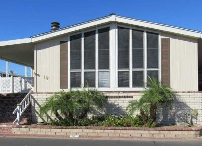 Mobile Home at 1456 E. Philadelphia Ave #19 Ontario, CA