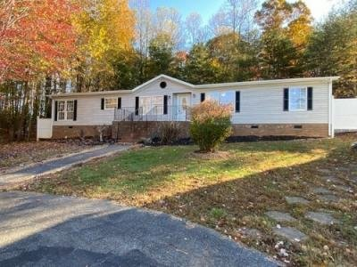 Mobile Home at 1576 LUCY WADE RD Rocky Mount, VA